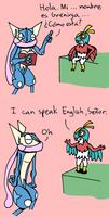 I Love Spanglish.