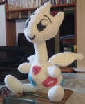 Crochet Pokemon Togetic Plush