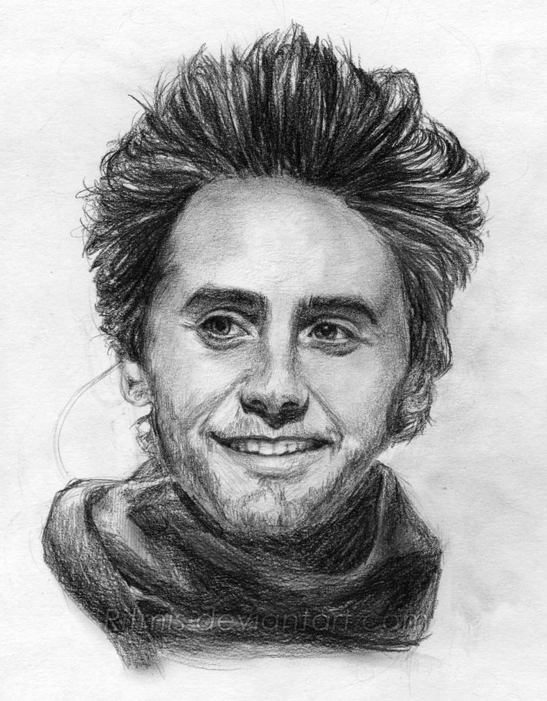 Jared Leto by Ritmis