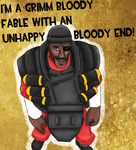 Grimm bloody fable
