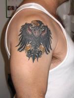 German Eagle by iminked