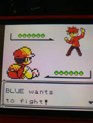 Dan vs Blue!