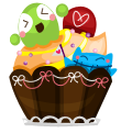cupcake factory entry by supperfrogg