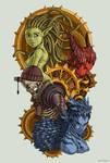 Evil Heraldry