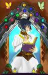 The High Priest :WoL Arcana