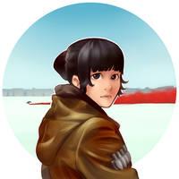 STAR WARS - Rose by Navybud