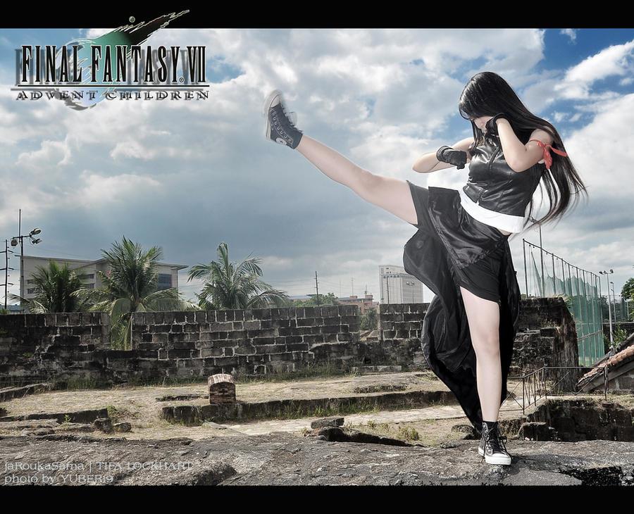 FFVII: Tifa Lockhart by jaRoukaSama