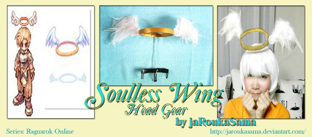 RO: Soulless Wing HEAD GEAR by jaRoukaSama