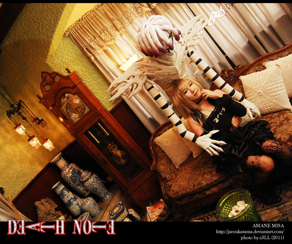 Misa and Rem by jaRoukaSama