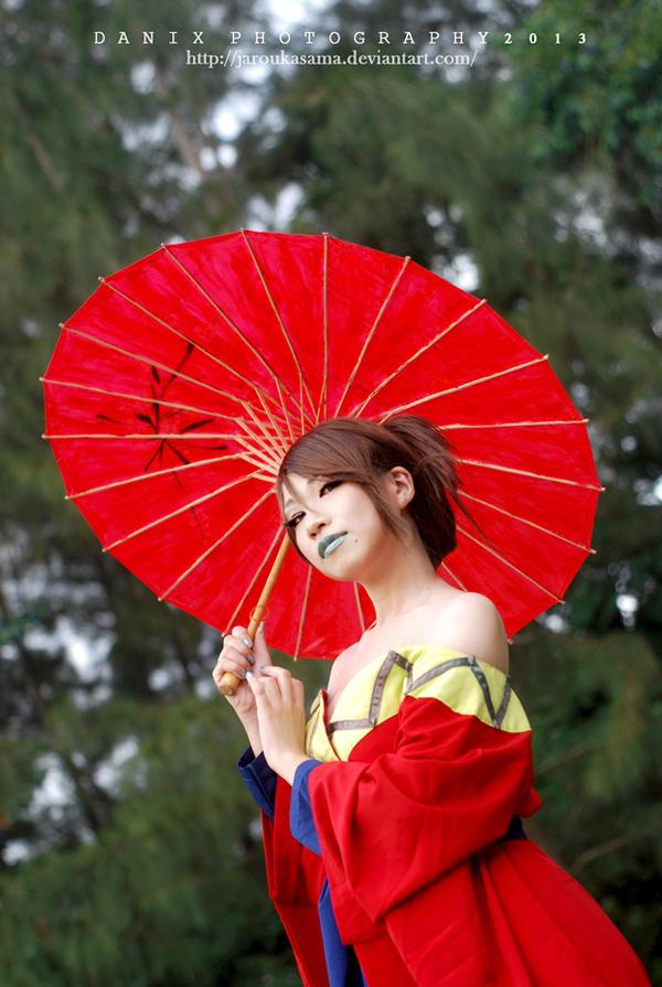 Yumi Komagata : Rurouni Kenshin by jaRoukaSama