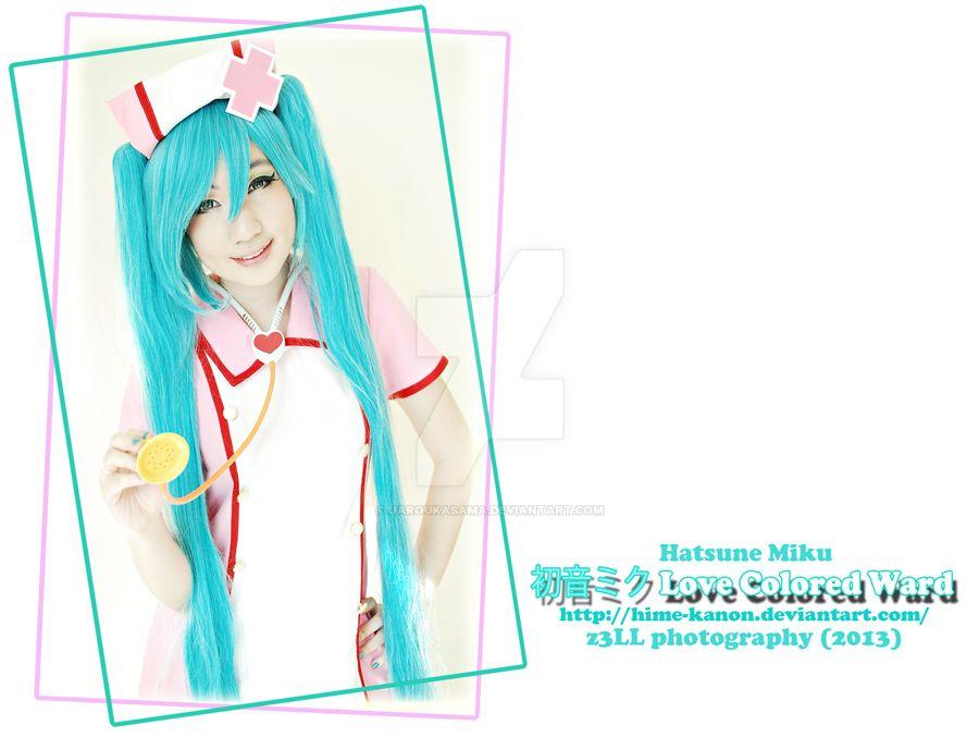Loveward Miku Hatsune by jaRoukaSama