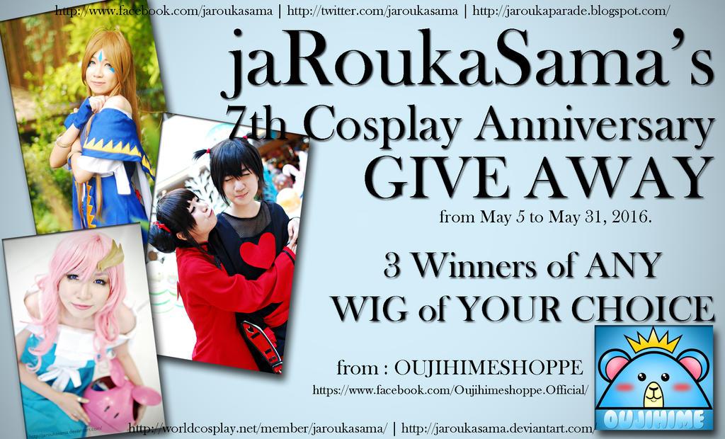 Give Away by jaRoukaSama