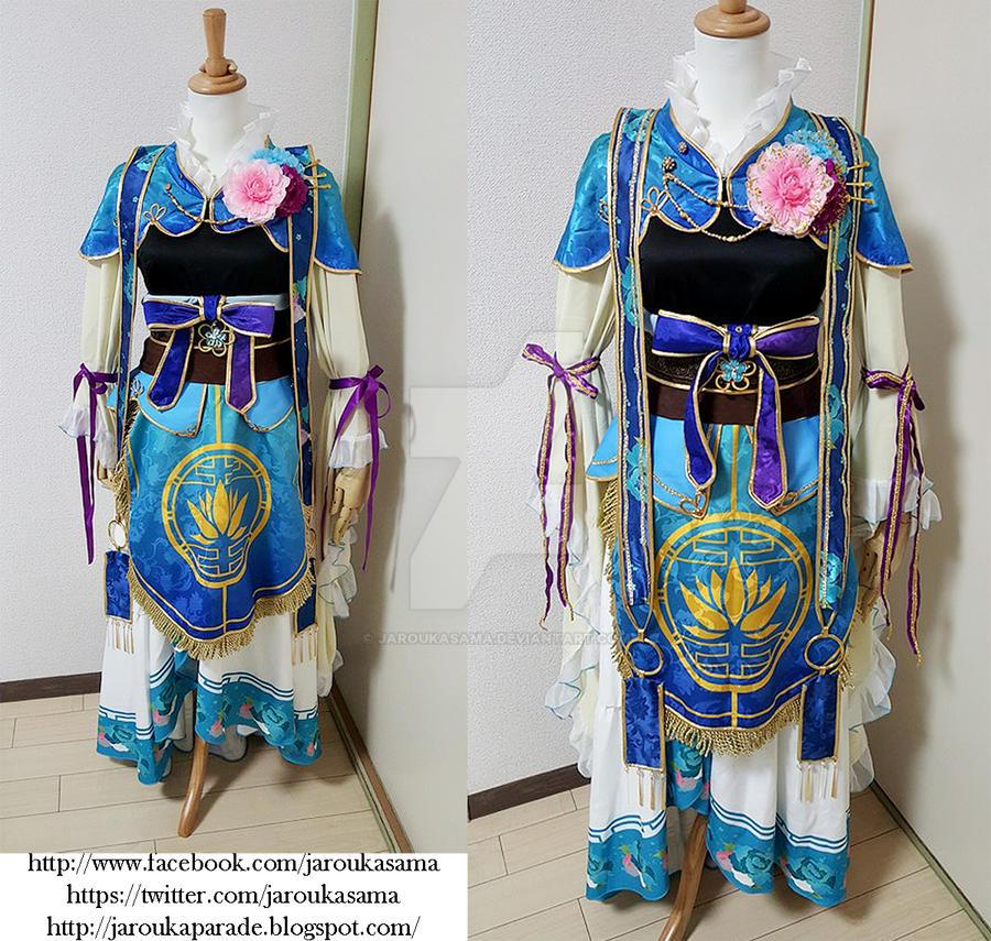 7 Lucky Gods Eli Ayase Costume By JaRoukaSama