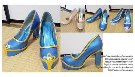 7 Lucky Gods : Eli Ayase shoes
