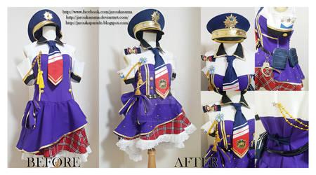 Idolized Jobs : Kotori Minami costume