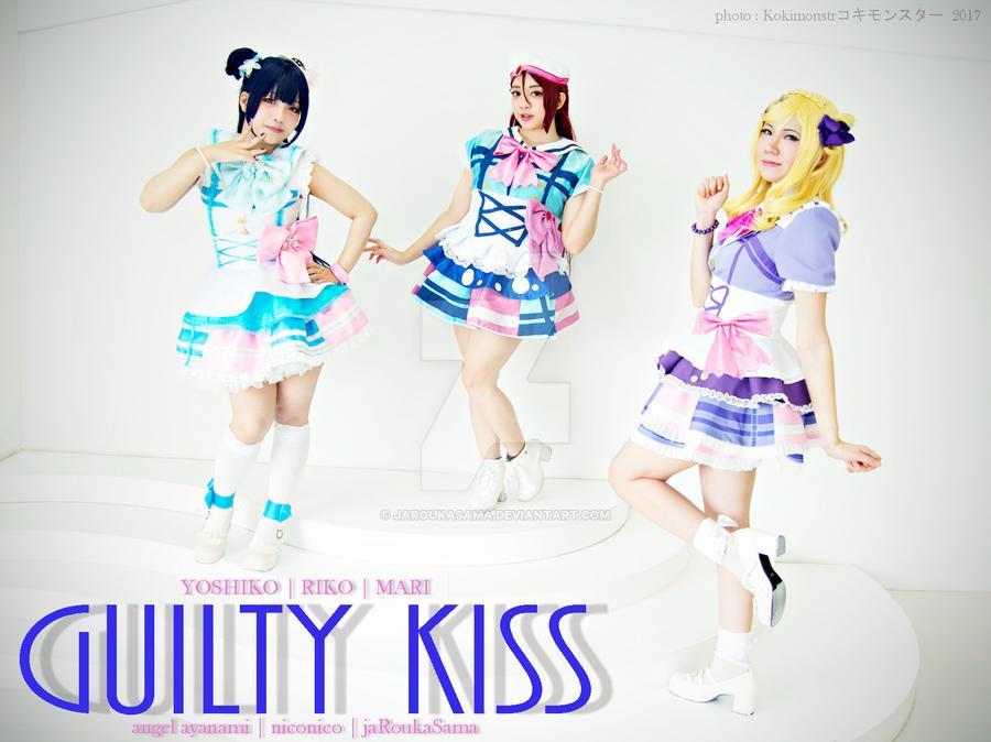 Love Live Sunshine : Guilty Kiss by jaRoukaSama