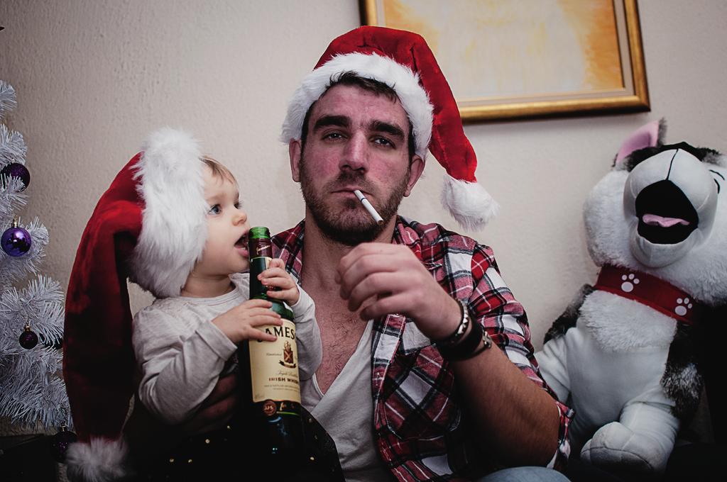 Bad Santa by vladinarium