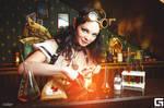 Steampunk elf