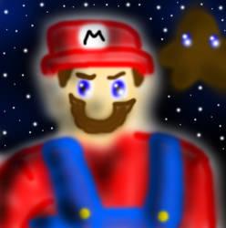 Super Mario Galaxy Sparta by SavedByGODsGrace777