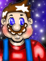 Super Mario Galaxy WAHOO