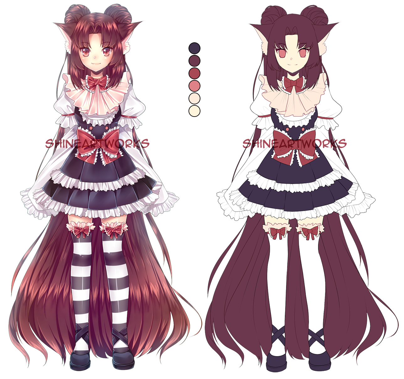 Fullbody Adoptable Auction Closed By Shineartworks On