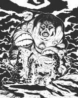 Dunwich Horror by dano-h