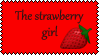The strawberry girl by EvaStamp
