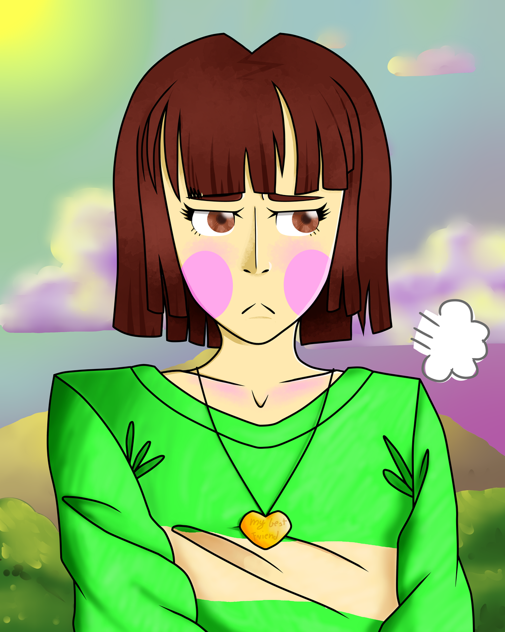 Chara | Undertale by scp-868