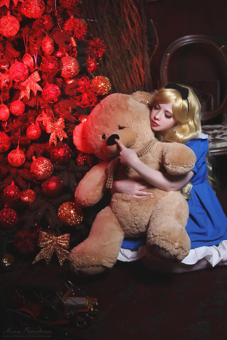 Big Teddy Bear by famous-and-fabulous