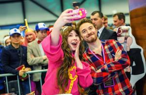 Selfie With Alex Hirsch