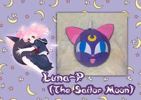 Luna-P Plushie