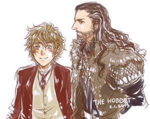 Thorin X Bilbo