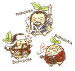 The Hobbit Mandora