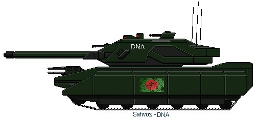 DNA Sahvoz MBT by Dark-sontheWolf137