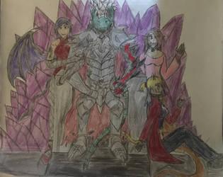 Darkson Rex Hellraiser by Dark-sontheWolf137