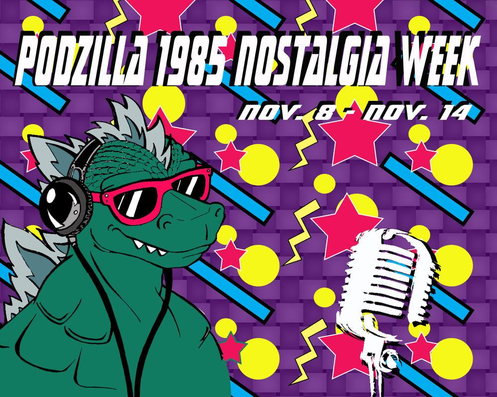Podzilla 1985 Nostalgia by StariaChiba