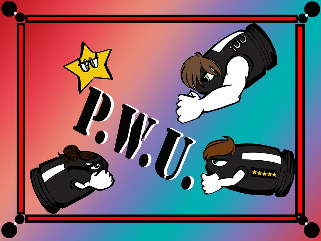 PWU Bullet Club by StariaChiba