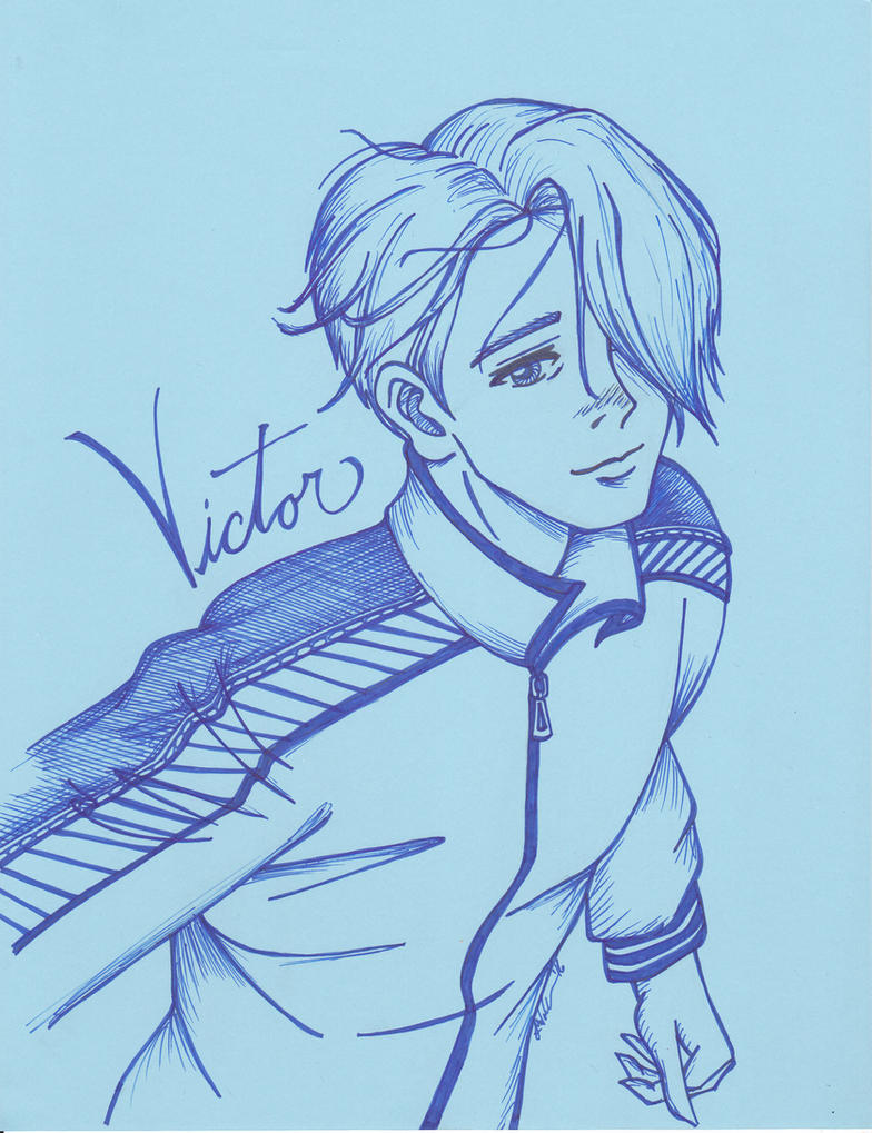 Victor by StariaChiba