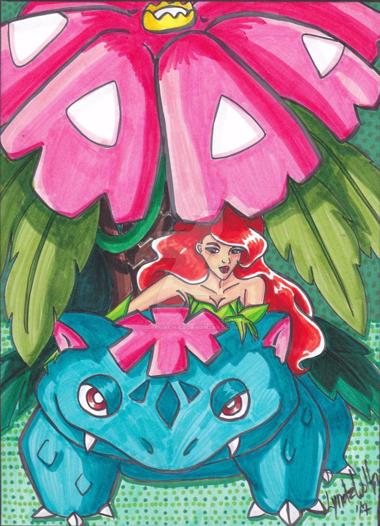 Mega Ivy by StariaChiba