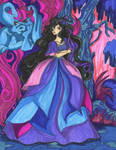 Duchess Raven Waves