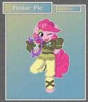 Bard Pinkie Pie