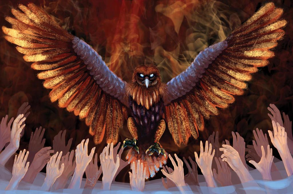 Phoenix by Primavera98