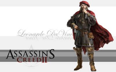 Assassin's Creed 2 - DaVinci by Blizzfan98