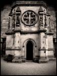 Rosslyn Chapel by ClintonKun