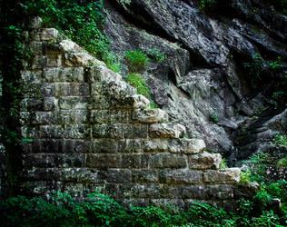 Lost Stairway by ClintonKun