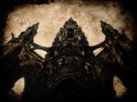 Dark Tower by ClintonKun