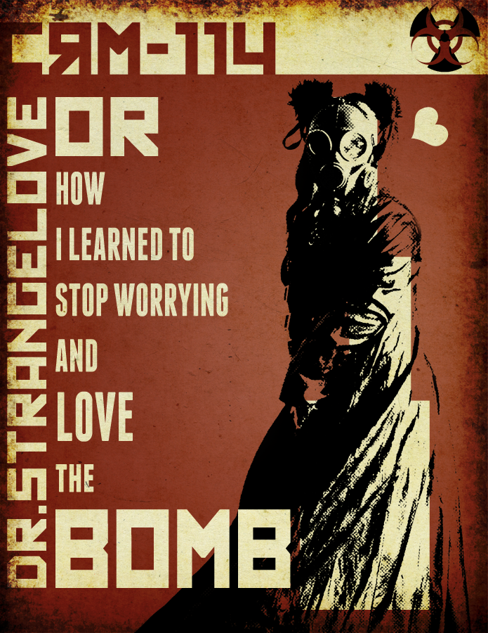 Dr. Strangelove by ClintonKun
