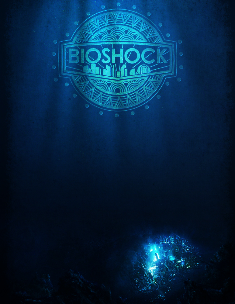 Bioshock by ClintonKun