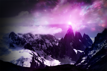 Inspiration Mountain by ClintonKun