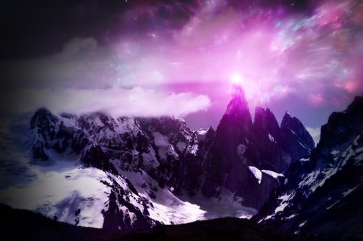 Inspiration Mountain